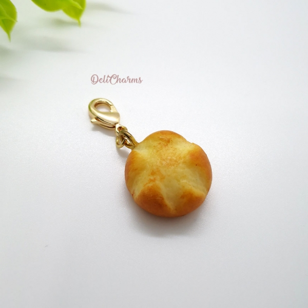 Sourdough handmade charm tote handbag