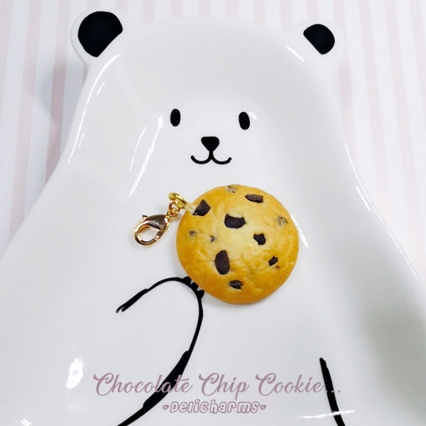 cookie charm bag charms delicharms