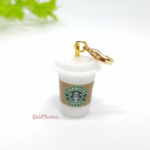blythe doll starbucks drink coffee charms bag charm delicharms
