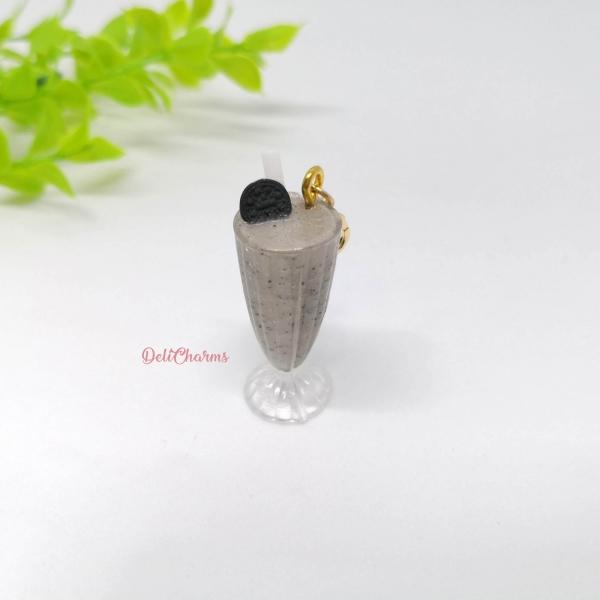 smoothie mini oreo milkshake dollhouse miniature blythe doll food